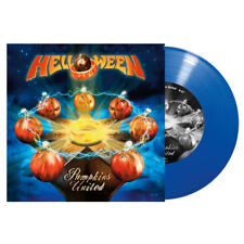 "Helloween-Pumpkins United 10"" Blue/Blu Vinile Limited Edition 500 copies"