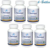 Tranquilene - Herbal Anti Anxiety Stress & Panic Supplement (6 Months, 360 Caps)