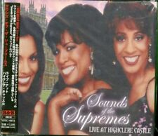 SOUND OF THE SUPREMES-LIVE AT HIGHCLERE CASTLE-JAPAN CD E50