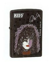 ZIPPO Lighter KISS Paul Stanley USA 218KS603