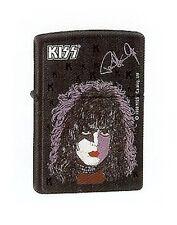 ZIPPO KISS Paul Stanley Lighter USA 218KS603