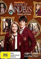 House of Anubis: Season 2 Vol 2 - House of Clues DVD NEW