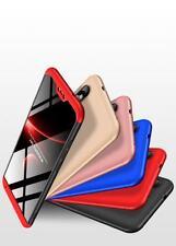 Funda Xiaomi MI A2 LITE 360 Carcasa Coques negra oro rosa or 2 en 1 dual