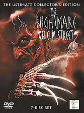 The Nightmare On Elm Street Ultimate Collection - Films 1-7 dvds