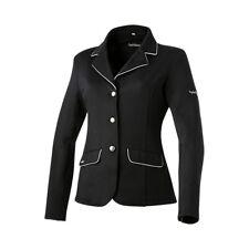 Damen Turnierjacket Soft Classic Equi-Theme schwarz NEU