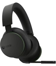 Microsoft Xbox Series X Official Wireless Gaming Headset. Xbox One Windows 10