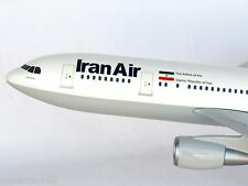 PACMIN - IRAN AIR A300-600R Airbus Aircraft Model 1/100 - RARE Collectible Gift