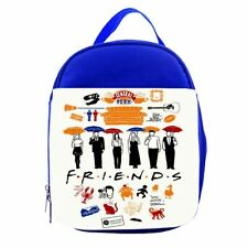 Personalized Lunch Bag / Friends TV Show 3 lunch bag
