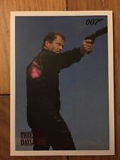 James Bond Spectre Edition 2016 Living Daylights Parallel Gold Card 4 009/125
