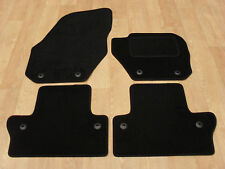 Volvo S60 2010-on Fully Tailored Car Mats Black