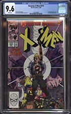 UNCANNY X-MEN #270 (1990 Marvel) CGC 9.6 NM+ X-TINCTION AGENDA