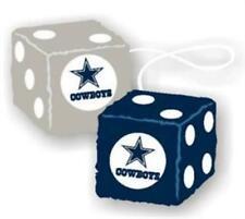 MKW 2324598003 Dallas Cowboys Fuzzy Dice