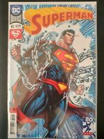 SUPERMAN #45b (2018 DC Universe Comics) ~ VF/NM Book