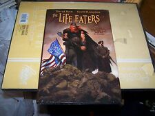 The Life Eaters by David Brin, Scott Hampton   HARDCOVER Wildstorm SEALED NEW