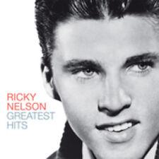 Rick Nelson, Ricky Nelson - Greatest Hits [New CD]