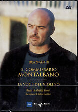 IL Commissario Montalbano LA VOCE DEL VIOLINO - DVD Nuovo sigillato, no edicola.