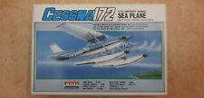ARII Cessna 172 seaplane 1/72