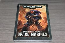 Warhammer Space Marine Codex New