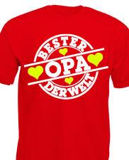 T-Shirt OPA OMA PAP Geburtstagsgeschenke Familie Geburtstag witz lustige Sprüche