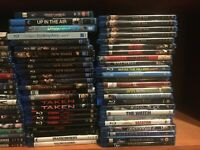 PICK AND CHOOSE BLU RAY DVD lot- , Buy 2 or More and Save Big- Action, Comedy