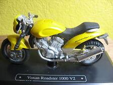 MOTO 1/18 VOXAN 1000 ROADSTER OR MAJORETTE AVEC SOCLE