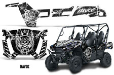 Kawasaki Teryx 800 4 Door Graphic Kit Wrap UTV Decal Sticker SxS 12-15 HAVOC WHT