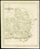 Antique County Map Of Buckinghamshire By John Cary Maps, Atlases & Globes Original Outline Colour 1793 New Varieties Are Introduced One After Another