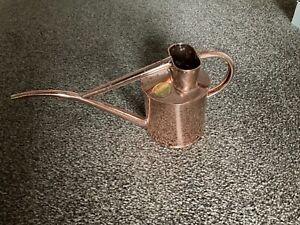 Haws 1litre Indoor Copper Watering Can