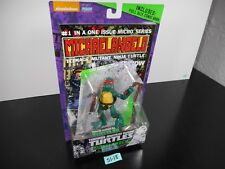 NEW TMNT NICKELODEON MICHELANGELO & IDW FULL SIZE COMIC BOOK NINJA TURTLES 51-18