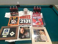 Cal Ripken collectors items wheaties coke sports illustrated 2131 Ironmen Gehrig