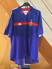 Collector - Maillot Equipe de France de Football 2004 (domicile)