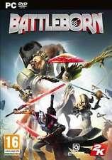 Battleborn - PC DVD - New & Sealed