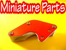 PITBIKE RED CHAIN GUIDE BLOCK PIT BIKE SWINGARM ROLLER PLASTIC LMX WPB M2R CW