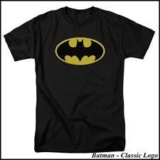 Batman-Classic logotipo, t-shirt, tamaño: s-k * U * L * t *
