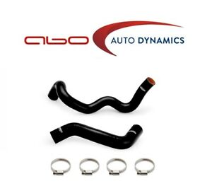 Mishimoto For 2016 Ford Focus RS Silicone Radiator Hoses # MMHOSE-RS-16BK