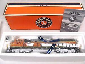 NEW Lionel SD-70 BNSF CMD Diesel Locomotive Engine 6-18250 +Box! Railsounds