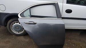 HONDA ACCORD MK8 2008-2012 SALOON 4 DOOR REAR OFF DRIVER DOOR PAINT CODE NH737M
