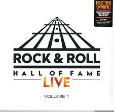 ARTISTI VARI THE ROCK AND ROLL HALL OF FAME VOL.1 VINILE LP NUOVO SIGILLATO !!