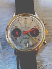 RARE Breitling  Chronograph mechanical vintage watch