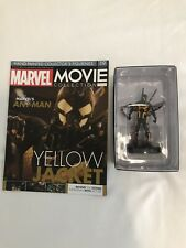 Eaglemoss Marvel Movie Collection Yellow Jacket Figure #19