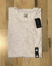 Alfani White Speckled Long-sleeve Undershirt Mens Size Large New