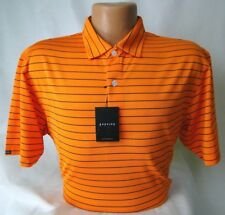 Dunning Golf Polo Lightweight Performance PGA Tour Quality MSRP $89 NWT - in MED