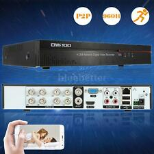 8CH D1 960H Video Recorder Surveillance Network DVR For CCTV Camera P2P EU C3O5
