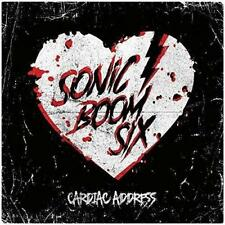 Sonic Boom Six - Cardiac Address (NEW CD)