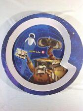 Disney Pixar Wall.E Zak Designs Melamine Plate WALL-E Wall E