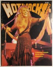 HOT WACKS #7 Quarterly Magazine for record collector 1981 Dave Sim comic strip