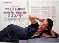 Mag 2006: CATHERINE FROT_PIERRE PERRET_JEAN GABIN