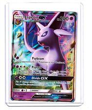 PSA 10 Japanese Pokemon Tag Team Starter Deck ESPEON /& DEOXYS GX Holo 001//031