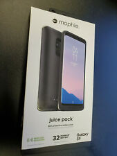 Brand New in Box Mophie Juice Pack Samsung Galaxy S9 G960 Black - FREE SHIPPING