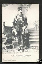 Governor-General van Heutsz KNIL Atjeh Indonesia c 1899
